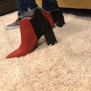 Zara Women geek booties