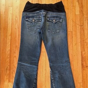 True Religion Maternity Jeans, Size 32