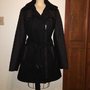 Kenneth Cole dress wool winter coat