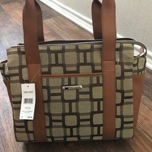NWT beautiful Nine West purse