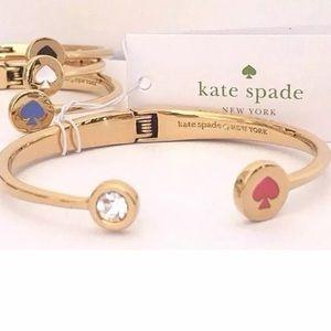 Kate Spade gold bracelet. Brand New!