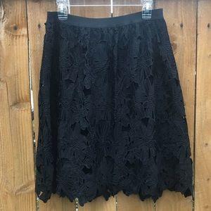 Xhilaration Lace Skirt