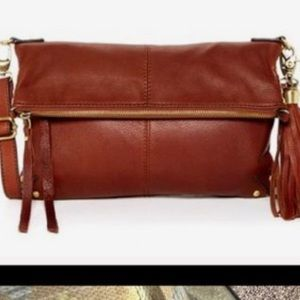 Lucky brand genuine leather purse