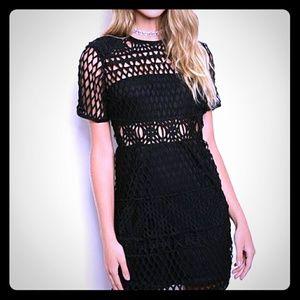 Caged dress