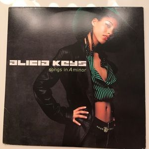 Alicia Keys Vinyl Record