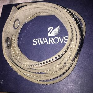 Authentic Swarovski Wrap Around Bracelet