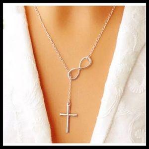 🆕 Cross & Infinity Necklace