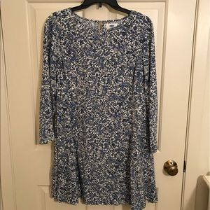 Old Navy Paisley Swing Dress