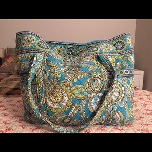 Vera Bradley Get Carried Away Tote