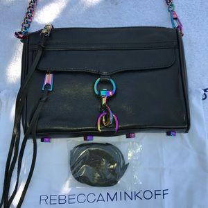 NWOT Rebecca Minkoff mini M.A.C. Cross body Bag