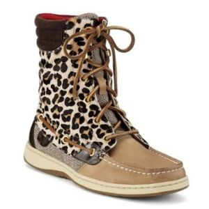 Like New Sperry Top-sider Women's Hikerfish Boots