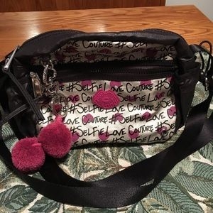 Juicy couture hand bag selfie love