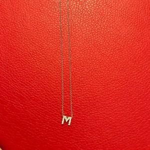 "Bony Levy ""M"" Necklace"