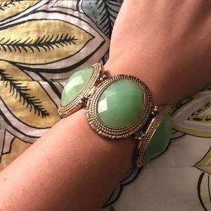 2 Statement Bracelets