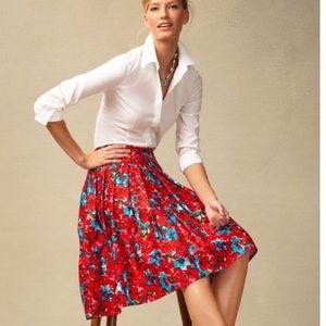 Talbots full skirt