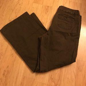 Brown Gap slacks