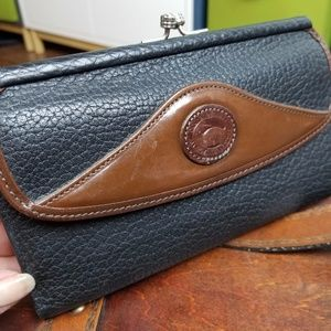 Vintage Dooney & Bourke wallet