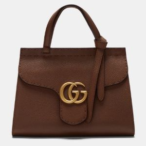 NWT - Gucci GG Marmont Top Handle