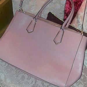 H&M Mauve Shoulder Bag