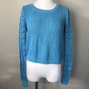 LC Baby Blue Sweater