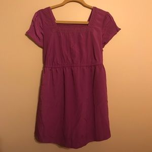 Purple Tunic- Maternity