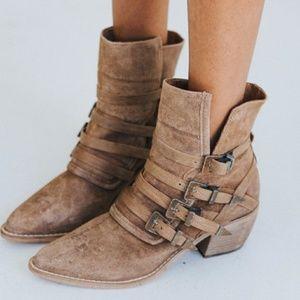 Free People Western Boot