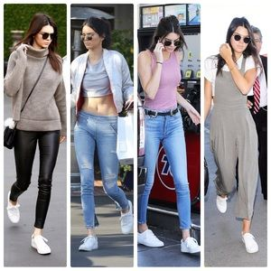 The $120 sneakers  Kendall Jenner LOVES ❤️