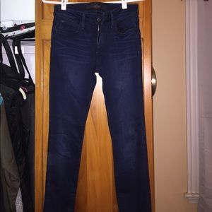 Size 25 mid rise skinny joes jeans