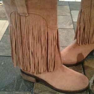 Lucky brand boot's