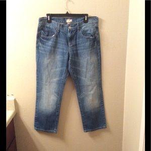 GAP Slim boyfriend jeans size 12/31