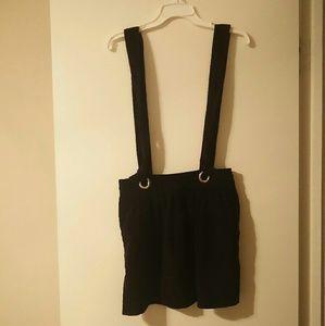 Nasty Gal Suspender Skirt
