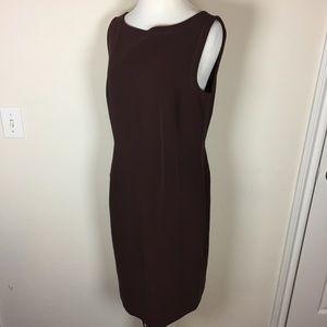 LOFT Maroon Dress
