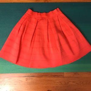 Express structured Cora Skirt