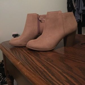 Old Navy Basic Ankle Boots