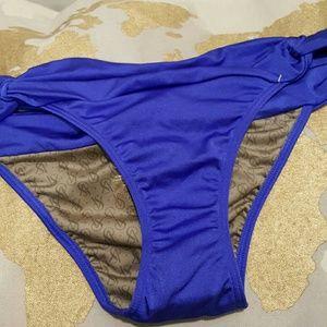 Victoria's Secret Swim Bottoms Sz M NWOT