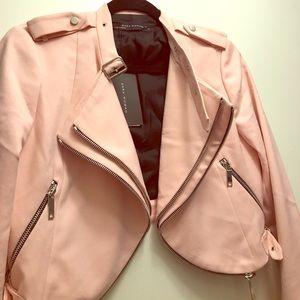 Pink Zara jacket