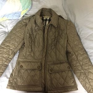 Burberry Brit Ivymoore quilted jacket