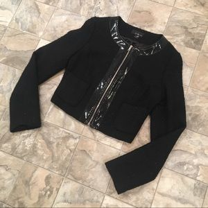 NWOT FOREVER 21 tweed jacket