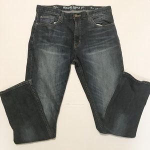 Mossimo Slim Straight Jeans