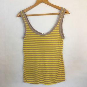 AG Adriano Goldschmied Striped Tank