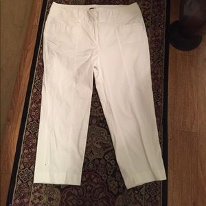 Stretch Capri pants