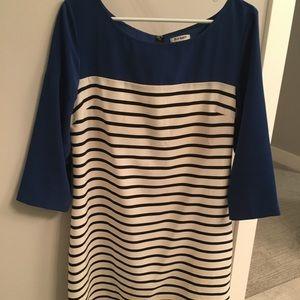 Old Navy Striped Dress size med