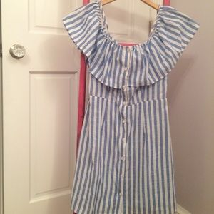 Charlotte Russe Button Down Dress