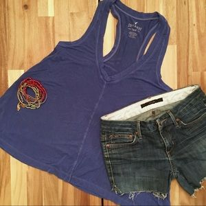 Soft & Sexy Racer Back Tank Top