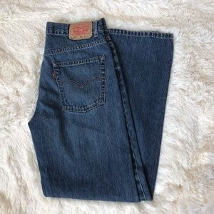 LEVI'S 550 Relaxed fit women's jeans size 16R