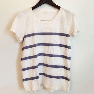 [J. Crew] Striped T-Shirt