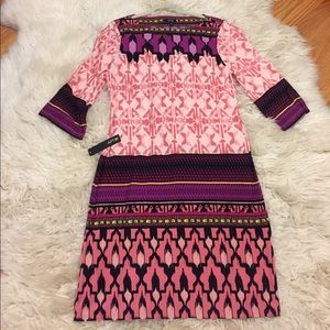 NWT 3/4 Sleeve Apt.9 Dress
