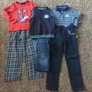 Other - Bundle of Clothes 5-6 years old