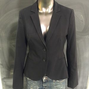 Express Design Studio Black Blazer