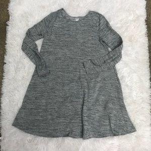Long Sleeve Swing Dress size large